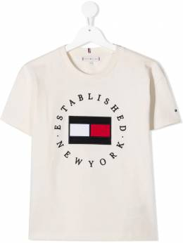Tommy Hilfiger Junior футболка Heritage с логотипом KG0KG05503