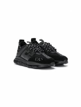Young Versace кроссовки Chain Reaction YHX00001YB00365
