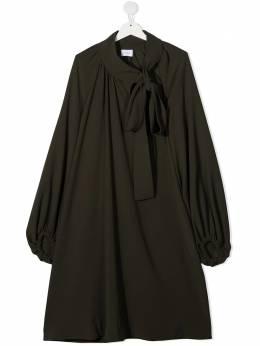 Unlabel платье Air с завязками на воротнике AIR3
