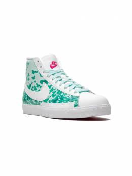 Nike Kids кеды с узором 386599301