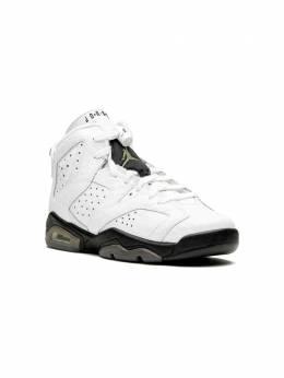 Nike Kids кроссовки Air Jordan 6 Retro 384665110