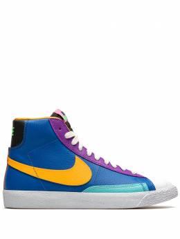 Nike Kids высокие кеды Blazer 'Multicolour' CZ9441400