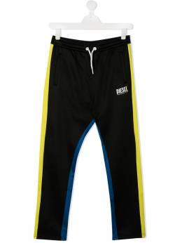Diesel Kids брюки с кулиской 01J4X70NAZE