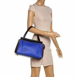 Celine Tri Color Leather Small Edge Bag 328897