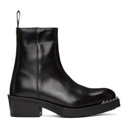 Eytys Black Romeo Hi Boots RHLB