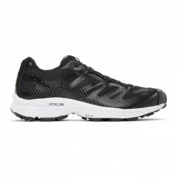 Fumito Ganryu Black Salomon Edition XT-4 Sneakers Fu4-Ac-01
