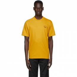 Carhartt Work In Progress Yellow Reverse Midas T-Shirt I028465