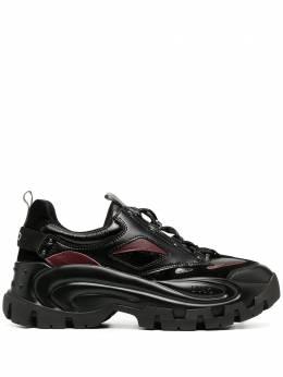 Liu Jo массивные кроссовки BF0011EX04422222