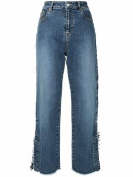 Coohem джинсы с бахромой 90204002