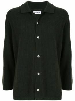 Coohem кашемировая рубашка в полоску 30204005