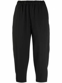 Comme Des Garcons Comme Des Garcons укороченные брюки свободного кроя RFP007051