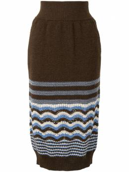 Coohem юбка Retro Wave 10204041