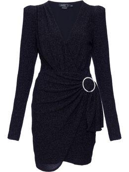 Patbo платье мини с запахом VEC11646US