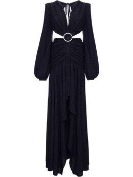 Patbo платье макси с вырезами VEL11711US