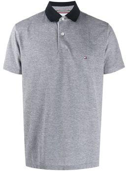 Tommy Hilfiger рубашка поло с вышитым логотипом MW0MW14149
