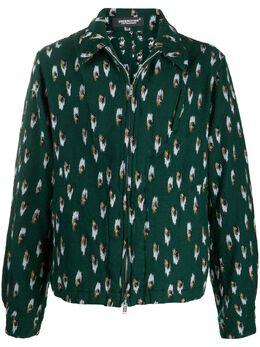 Undercover куртка на молнии UCZ42021