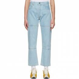 Etudes Blue Corner Denim Jeans E16M-504-08