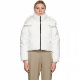 Duvetica White Down Antares Jacket 202-D5030167S00-12390