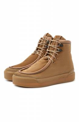 Замшевые ботинки Vic Matie 1Y5509U.V02C7FBR04