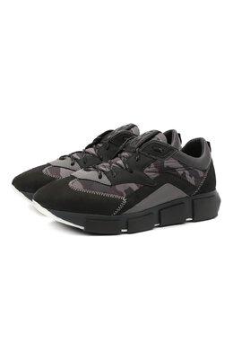 Комбинированные кроссовки Vic Matie 1Y5526U.V04TY0T010