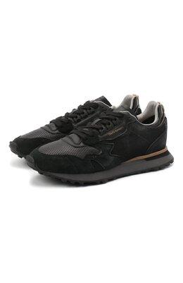 Комбинированные кроссовки Moma 4AW199-CR/TEXTILE