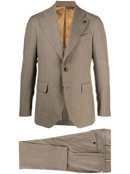 Gabriele Pasini костюм-двойка строгого кроя G165805GP16412