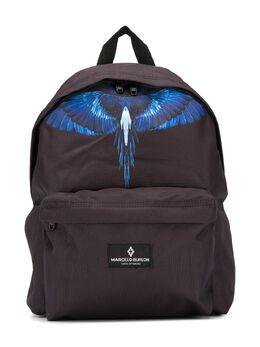 Marcelo Burlon Kids Of Milan рюкзак среднего размера с принтом 95069000