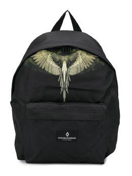 Marcelo Burlon Kids Of Milan рюкзак среднего размера с принтом 95059000