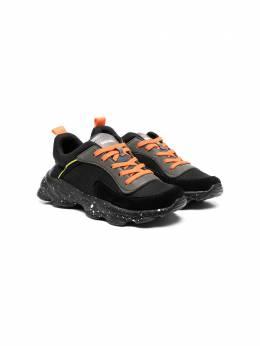 Diesel Kids массивные кроссовки на шнуровке BY0505P3459