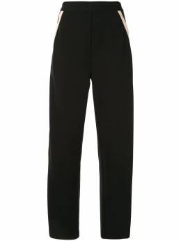Edward Achour Paris брюки с лампасами 4330041671D
