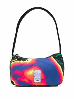 MCQ by Alexander McQueen сумка Arcade с графичным принтом 627739R7B73