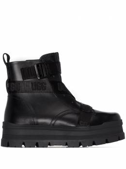 Ugg Australia ботинки по щиколотку 1116136BLK