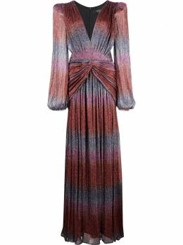 Patbo платье с глубоким вырезом VES2193US