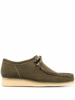 Clarks Originals туфли Maple Wallabee на шнуровке 155399