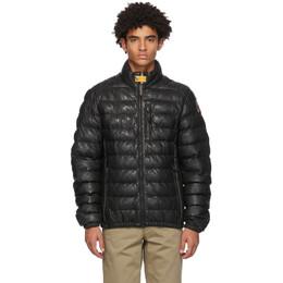 Parajumpers Black Ernie Jacket PM JCK LE02