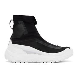 11 By Boris Bidjan Saberi Black Salomon Edition Bamba 2 High Sneakers 15 11xS