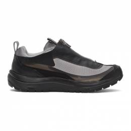 11 By Boris Bidjan Saberi Grey Salomon Edition Bamba 2 Low Sneakers 102 11xS