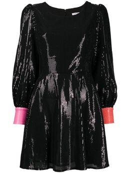 Olivia Rubin платье Bea с вырезом в форме сердца OR0241