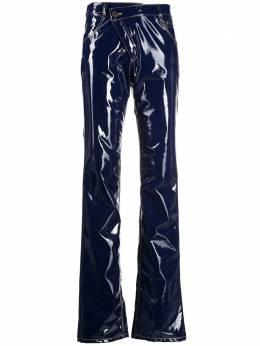 Ottolinger лакированные брюки с запахом AW20PA04N