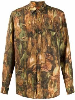 Nanushka рубашка Kaleb с длинными рукавами NM20FWSH01577