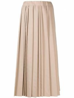 Altea юбка миди со складками 2063700