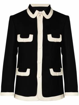 Casablanca куртка строгого кроя MF20JK026