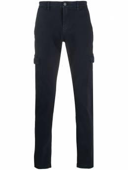 Fay узкие брюки карго NTM8141185TRLFU812