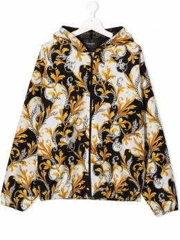 Young Versace куртка с принтом YD000336A235745