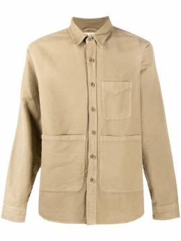 Aspesi куртка на пуговицах CE84L548TL