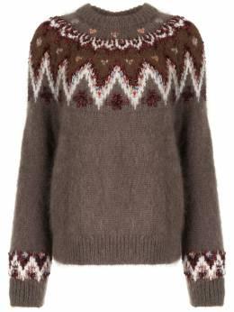 Coohem фактурный свитер с узором 10204027