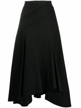 3.1 Phillip Lim юбка асимметричного кроя с завышенной талией F2013767VPP