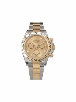 Rolex наручные часы Cosmograph Daytona pre-owned 40 мм 2018-го года 116503V18395