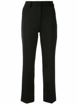 Theory укороченные брюки прямого кроя K0705210