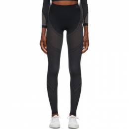 Wolford Black Zen Leggings 19302